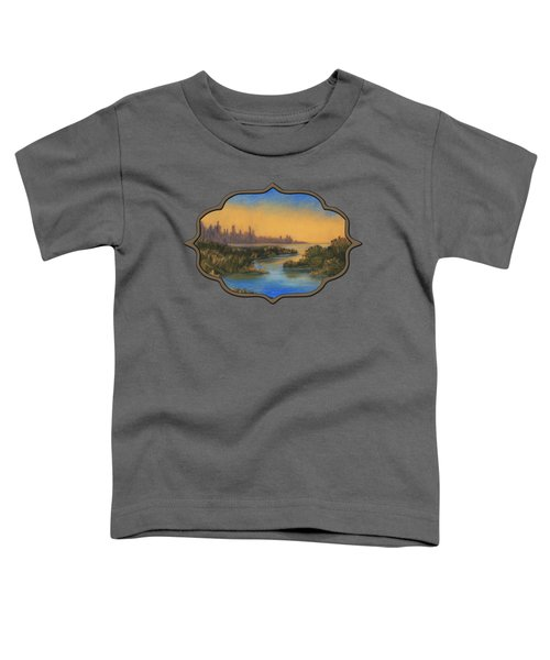 In The Distance Toddler T-Shirt