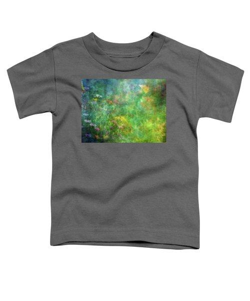 In The Garden 2296 Idp_2 Toddler T-Shirt