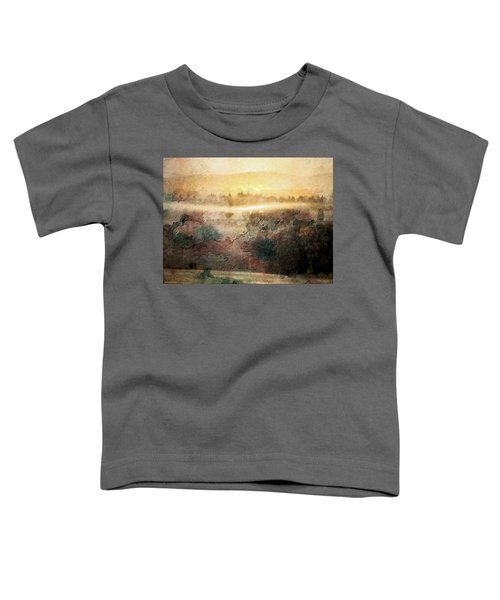 In The Gloaming Toddler T-Shirt