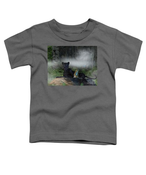 In The Jungle Toddler T-Shirt