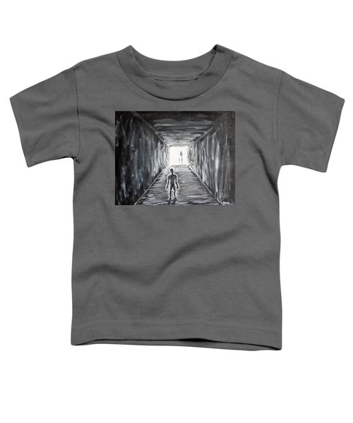 In The Light Of The Living Toddler T-Shirt