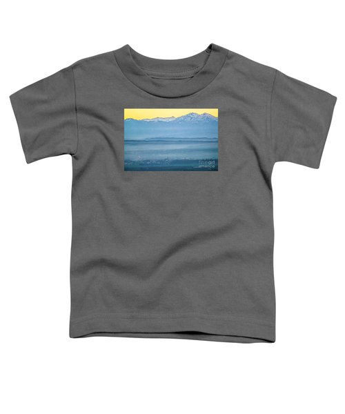 In The Mist 4 Toddler T-Shirt