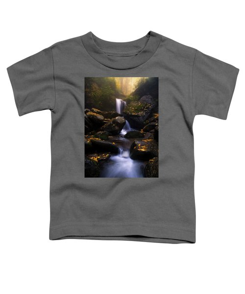 In The Mist Toddler T-Shirt