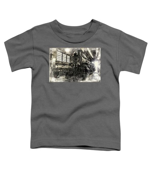 In The Roundhouse Toddler T-Shirt