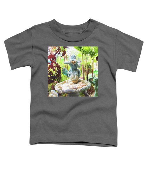 In The Sea Toddler T-Shirt