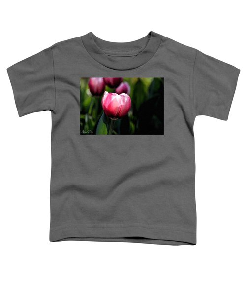 Toddler T-Shirt featuring the photograph In The Spotlight by Andrea Platt
