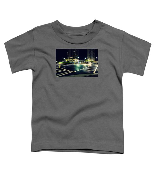 In The Street Toddler T-Shirt
