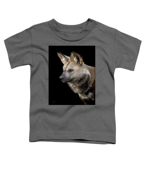In To The Distance Toddler T-Shirt