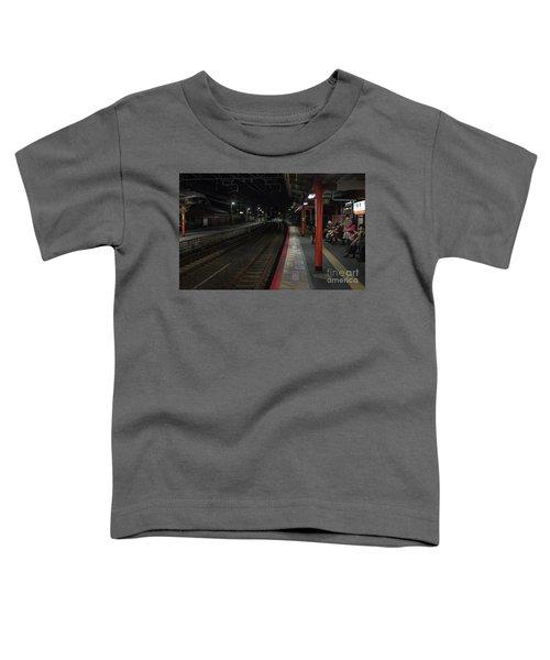 Inari Station, Kyoto Japan Toddler T-Shirt