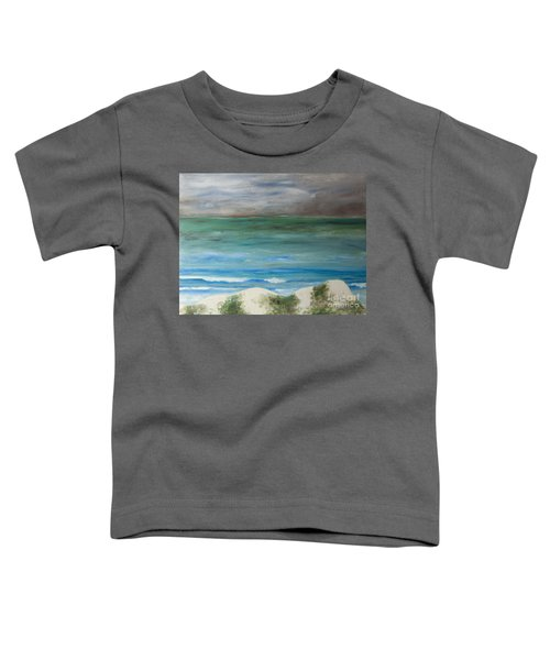 Incoming Weather Toddler T-Shirt