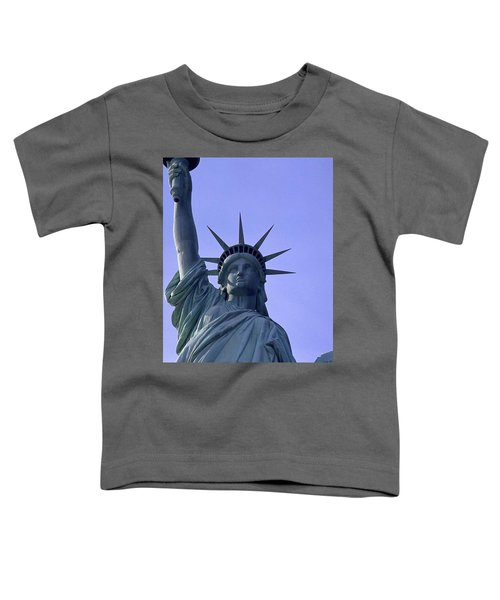 Toddler T-Shirt featuring the photograph Independence Day Usa by Travel Pics