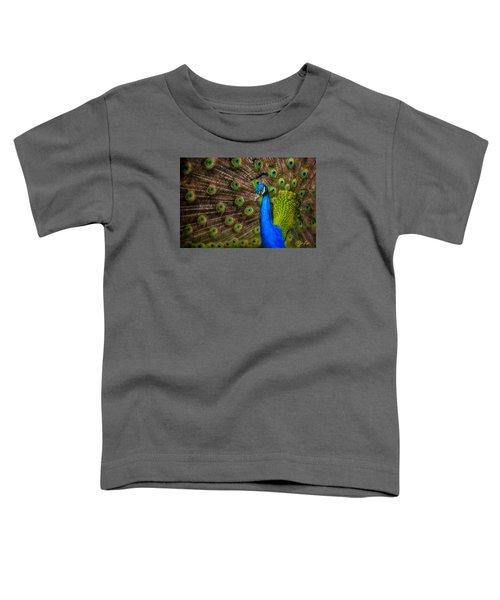 India Blue Toddler T-Shirt