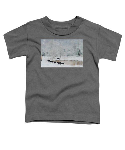 Indian File Toddler T-Shirt