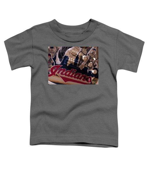 Indians Rock Toddler T-Shirt
