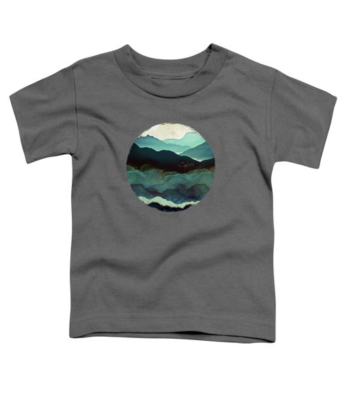 Indigo Mountains Toddler T-Shirt