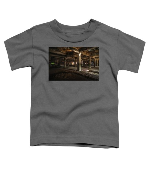 Industrial Catacombs Toddler T-Shirt