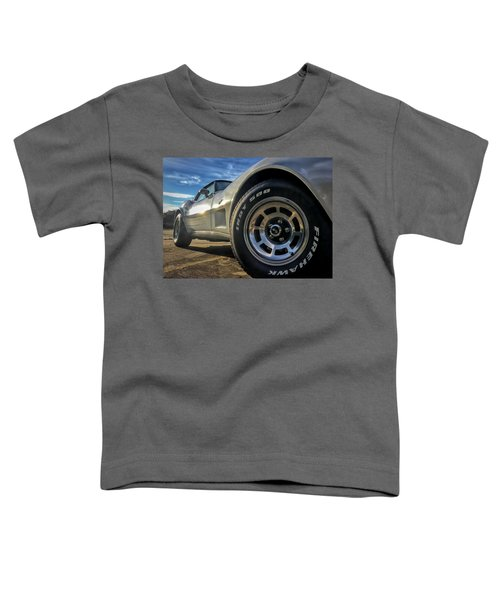 Indy 500 Color Toddler T-Shirt