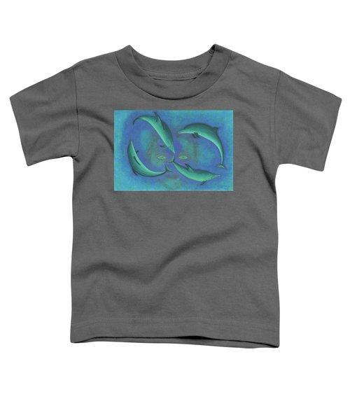 Infinity 4 Third Eye Toddler T-Shirt