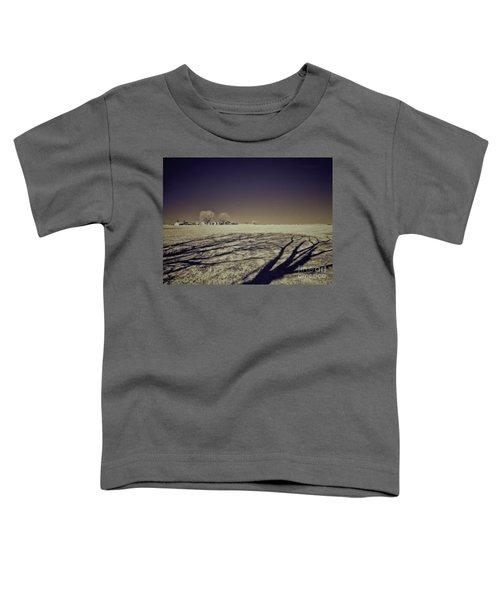 Infrared Landscape Lancaster Pa Toddler T-Shirt