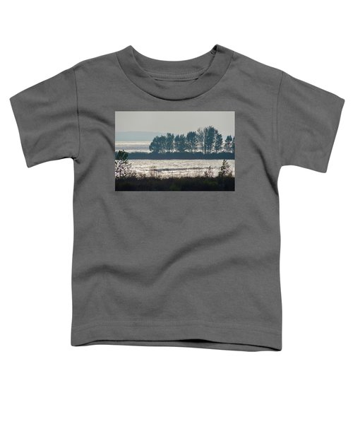 Inlet On Lake Michigan Toddler T-Shirt