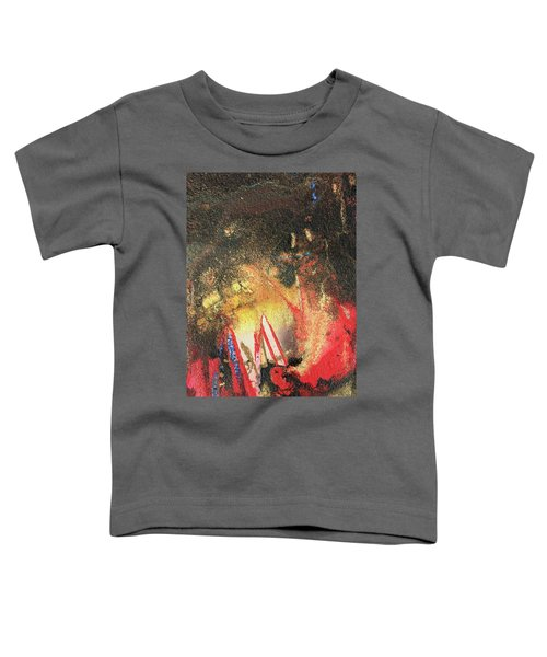 Inner Earth Toddler T-Shirt