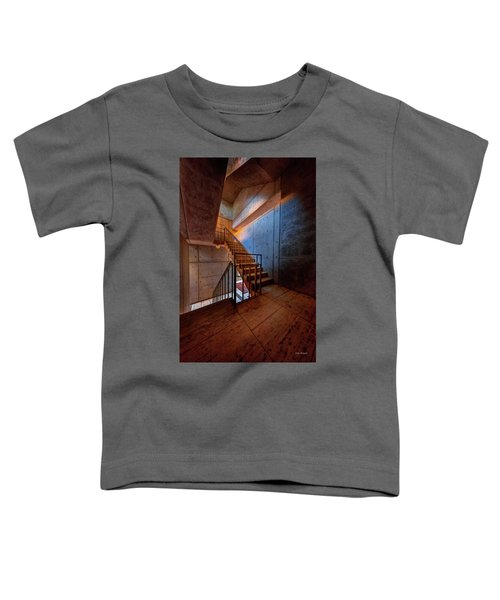 Inside The Stairwell Toddler T-Shirt