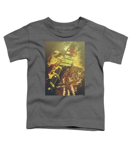 Instrument Of Crime Toddler T-Shirt