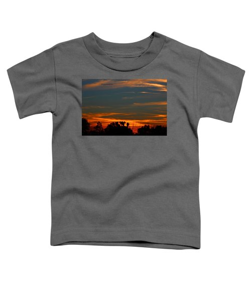 Intense Sky Toddler T-Shirt