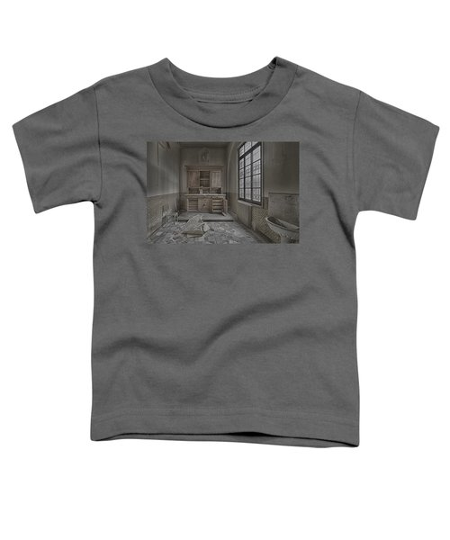 Interior Furniture Atmosphere Of Abandoned Places Dig Photo Toddler T-Shirt