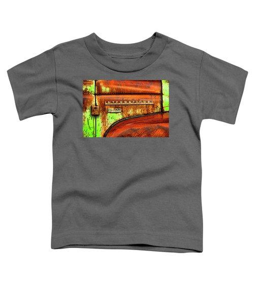 International Mcintosh  Horz Toddler T-Shirt