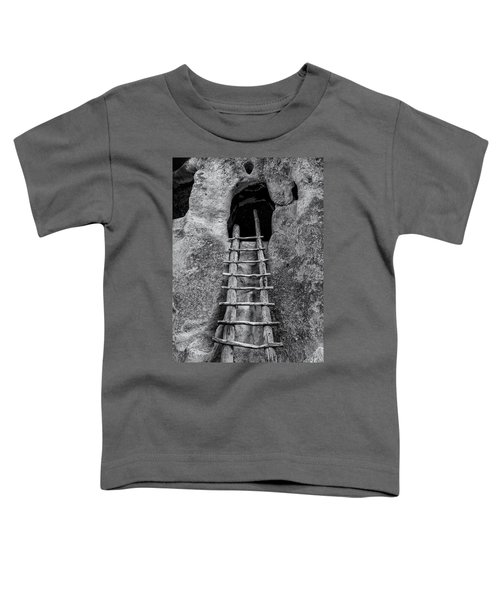 Into The Alcove Toddler T-Shirt by Gary Lengyel