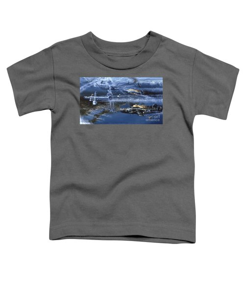 Into The Hornet's Nest Toddler T-Shirt