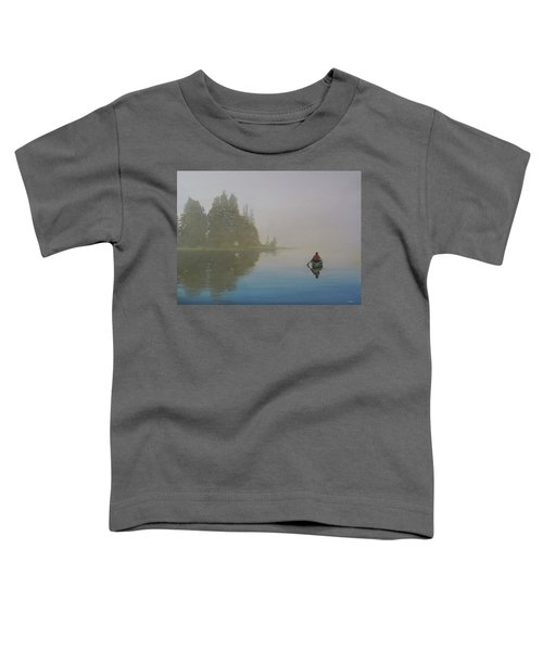 Into The Mistic Toddler T-Shirt
