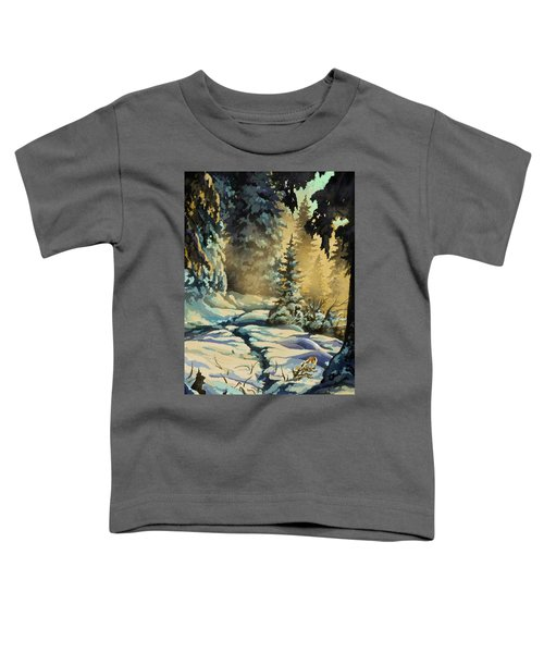 Into The Myst Toddler T-Shirt