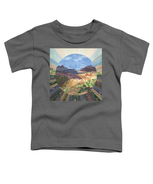 Into The Mystery Toddler T-Shirt