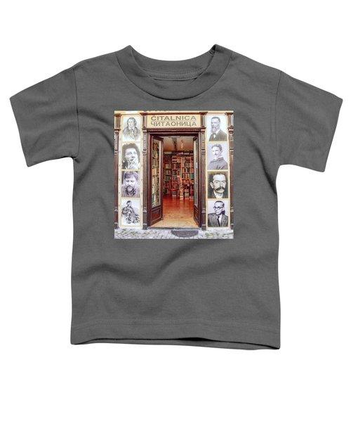Invitation Toddler T-Shirt