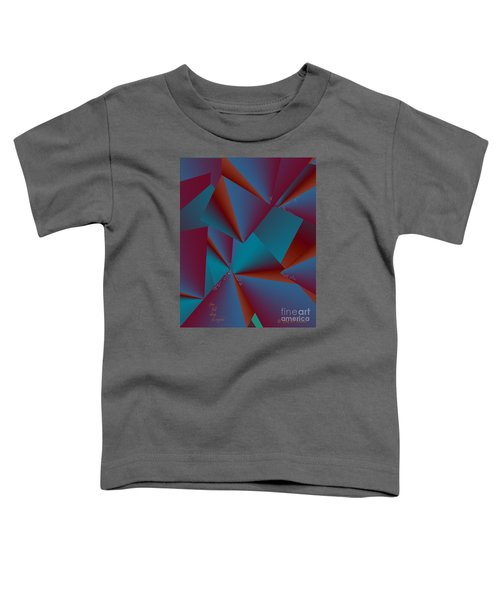 Inw_20a6146 Free Fall Drop To Crystal Toddler T-Shirt