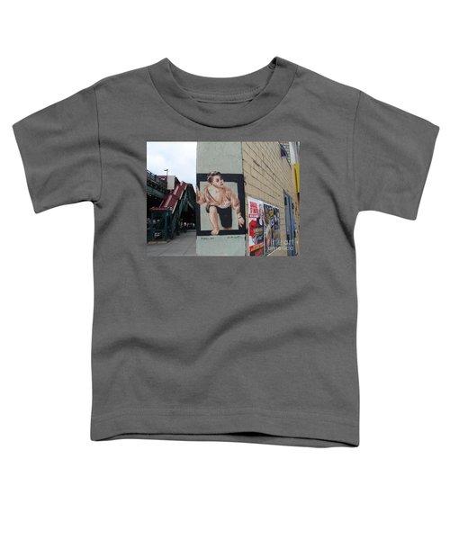 Inwood Graffiti  Toddler T-Shirt by Cole Thompson