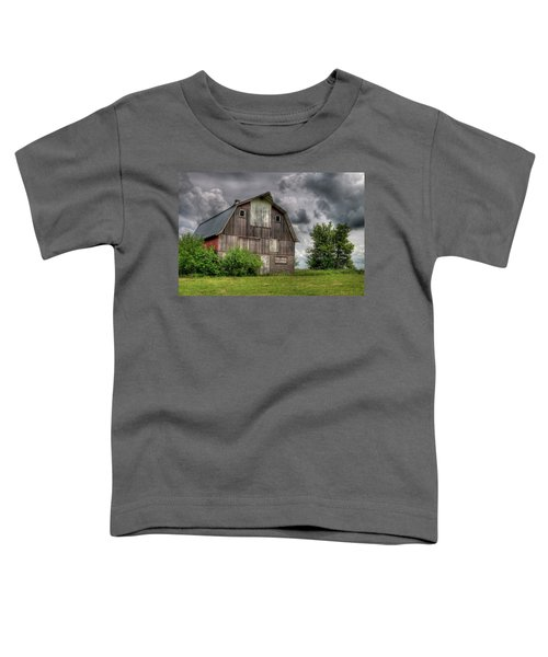Iowa Barn Toddler T-Shirt