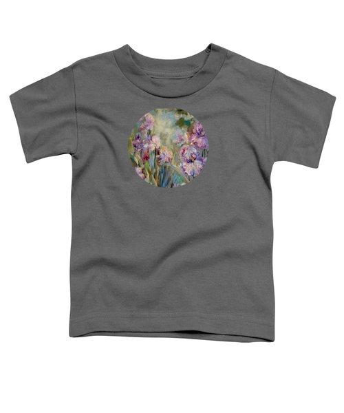 Iris Garden Toddler T-Shirt