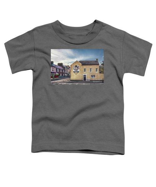Irish Spirit Toddler T-Shirt