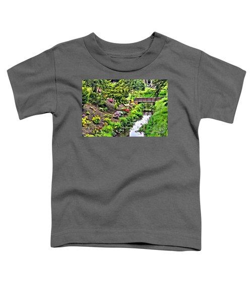 Irish Summer Stream Toddler T-Shirt