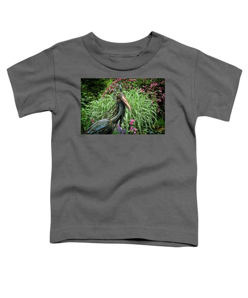 Iron Bird Toddler T-Shirt