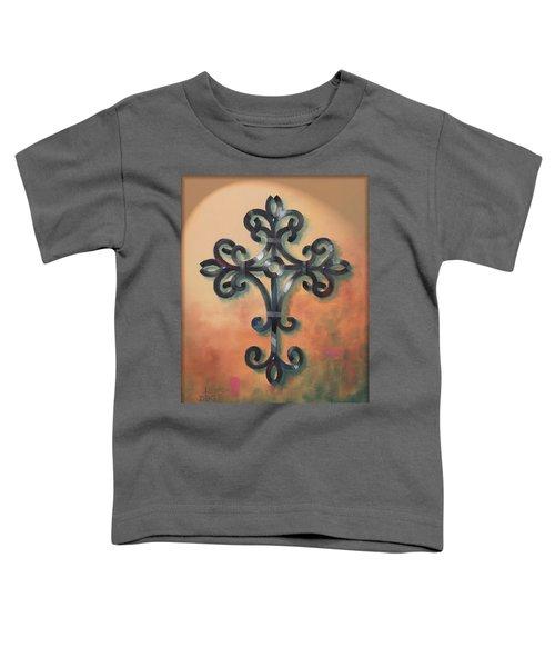 Iron Cross Toddler T-Shirt