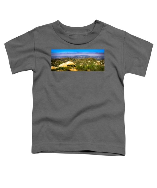 Iron Mountain View Toddler T-Shirt