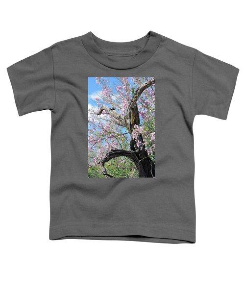 Ironwood In Bloom Toddler T-Shirt