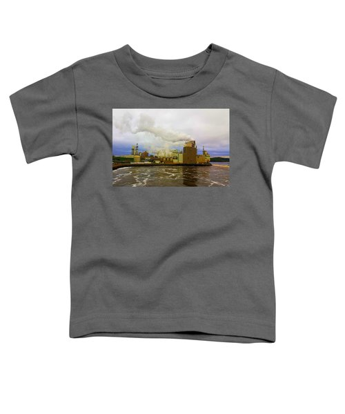 Irving Pulp Mill #3 Toddler T-Shirt