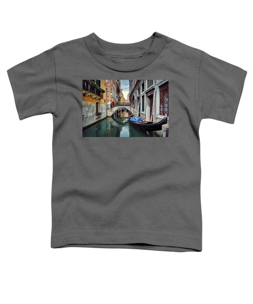 Is Someone There? Toddler T-Shirt