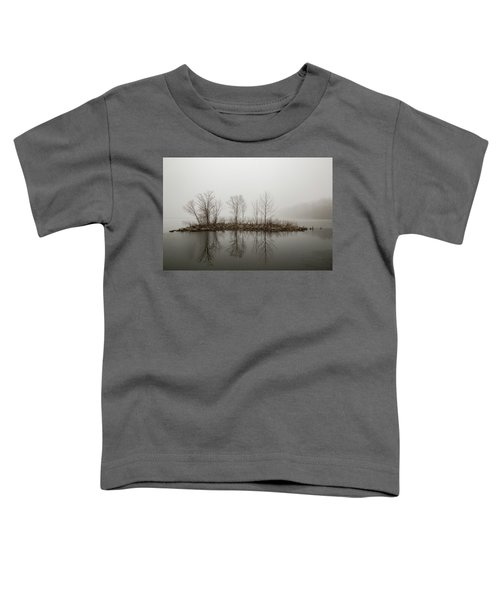 Island In The Fog Toddler T-Shirt