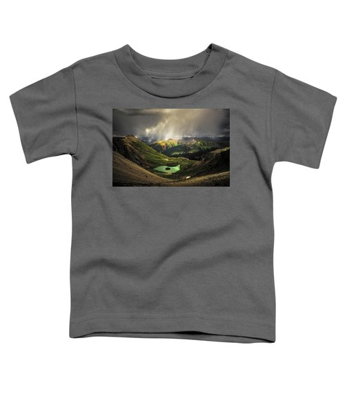 Island Lake Toddler T-Shirt